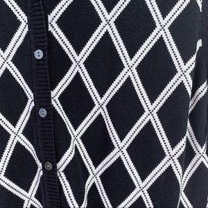 Brooks Brothers Sweaters - Brooks Brothers | Cardigan Diamond Long Sleeves